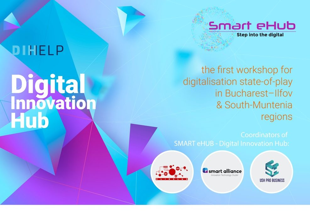 Digitalization state-of-play of Bucharest–Ilfov and South-Muntenia regions  | 6 June | Bucharest