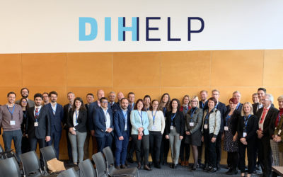 DIHELP closed successfully the DIH Academy
